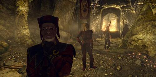 Как вступить в Темное Братство в Skyrim