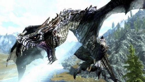 Как стать драконом в Скайриме