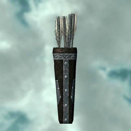 Где найти даэдрическое оружие в Скайрим