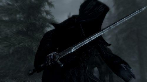Скачать моды Властелин колец на Skyrim - Мод на кольцо всевластия