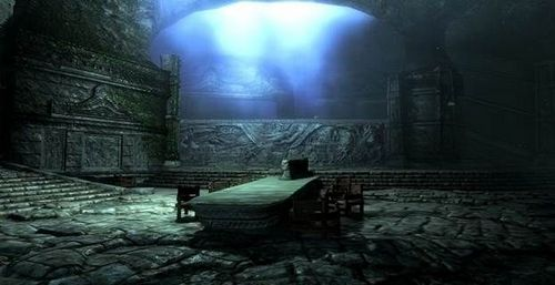 Как попасть в храм Небесной гавани в Скайрим