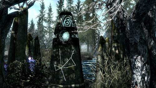 Камни хранители Skyrim