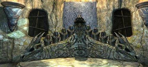 Маски Скайрим – Где найти маски драконьих жрецов, деревянные маски