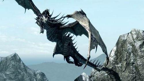 Как управлять драконом в Скайриме – Как летать на драконе – Где найти дракона