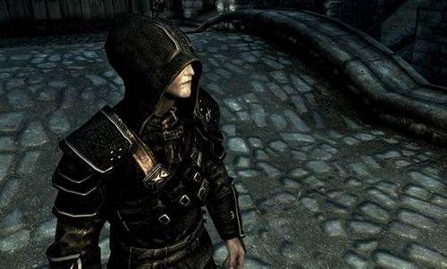 Броня главы гильдии воров в Скайрим