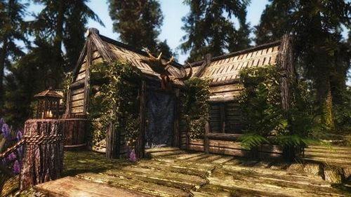 Дома в Скайриме – Как строить дома – Как обустроить дом