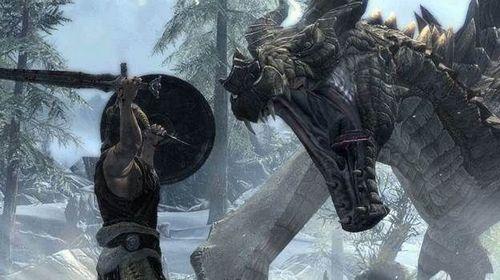 Скачать игру Skyrim The Elder Scrolls 5 русская версия бесплатно