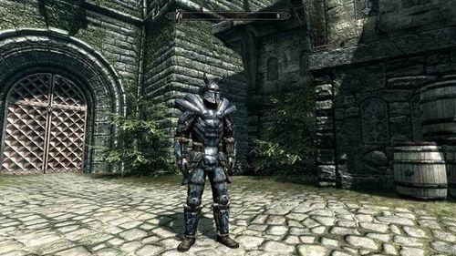 Сталгримовая броня Скайрим – где найти