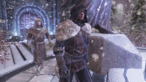 Скачать Frostfall rus для Skyrim