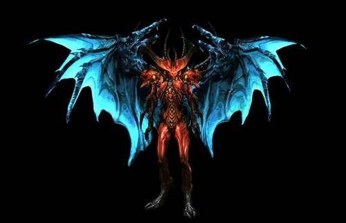 Скачать моды на броню демона на Скайрим