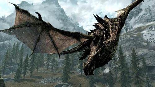 Скачать мод на расу драконов на Скайрим