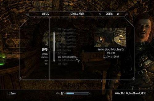 Скачать Save для Skyrim – Где находятся сейвы