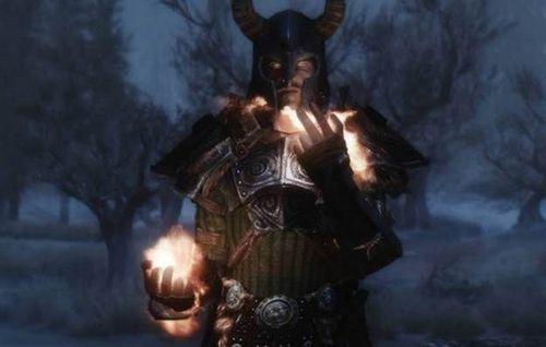 Самая лучшая тяжелая броня в Skyrim