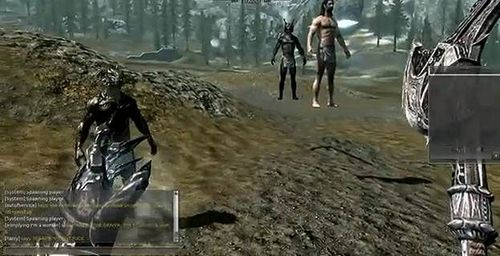 Как играть в Skyrim по сети через хамачи