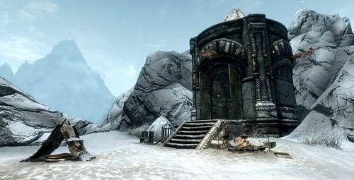 Прохождение Башни Мзарк в Скайрим