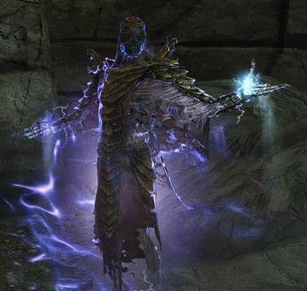 Посох Магнуса – прохождение квеста в Скайрим